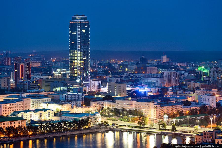 Екатеринбург 3 дня — АлмазТур Уфа. Автобусные туры из Уфы